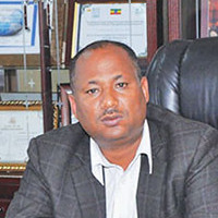 Mr. Belayneh Kindie, CEO